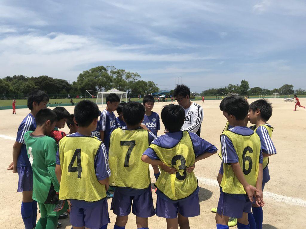 6月16日(土)U15 セカンド 支部リーグ in シーメイト