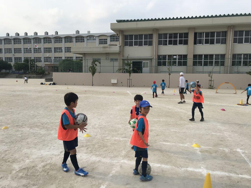 ジュニアユース2nd 練習試合 vs 田村マーズ