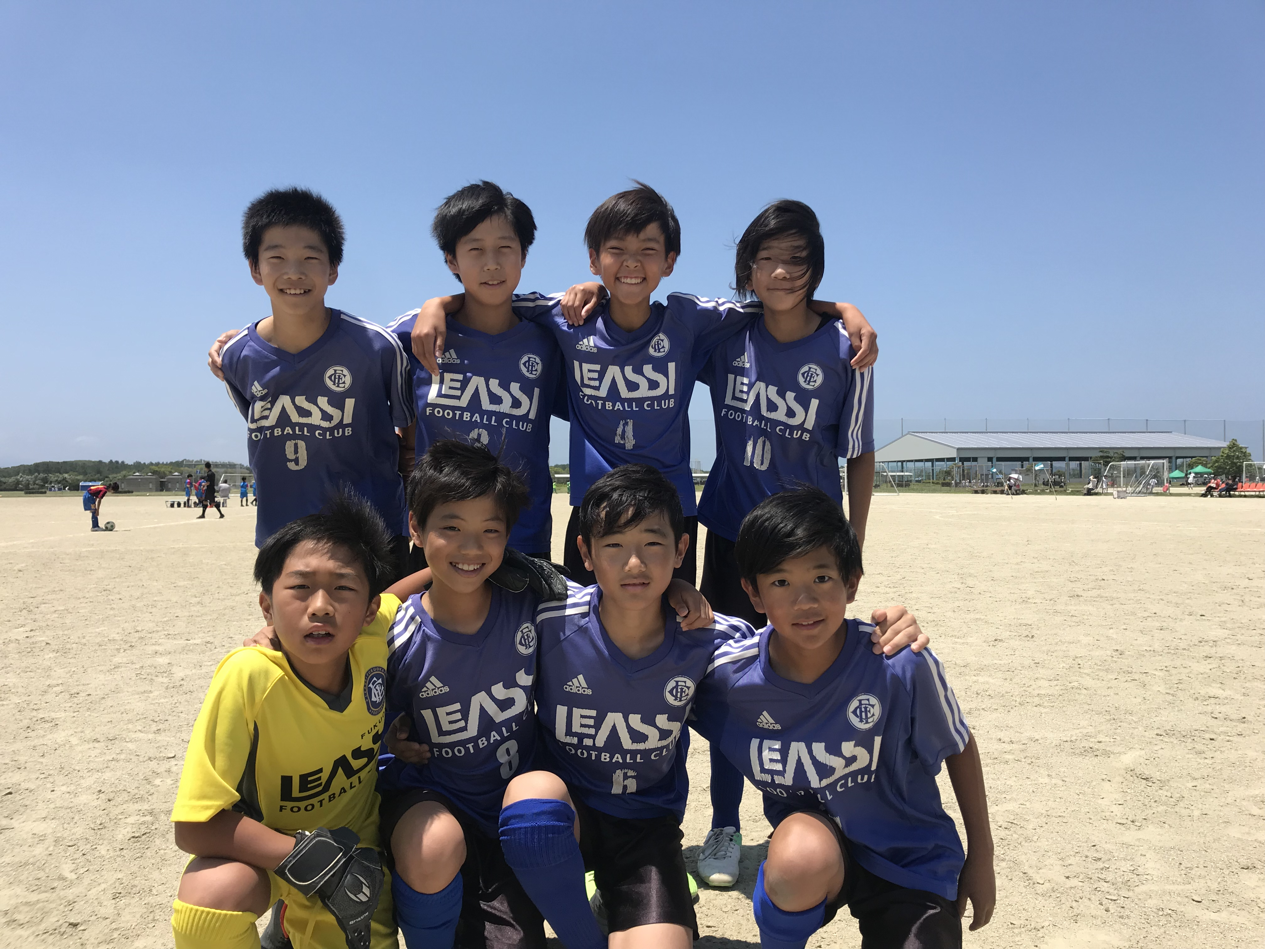 ワールドカップも始まり選手たちもやる気十分です!6月15日(金)塩原スクール!
