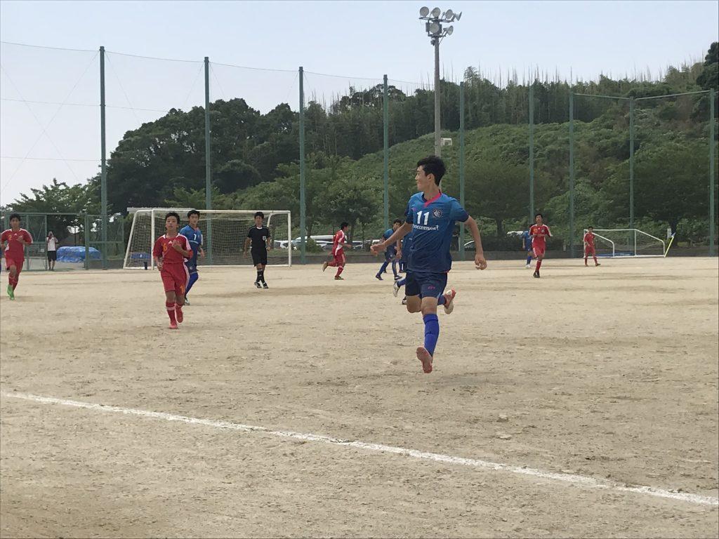U12 1st トレーニングマッチ vs FCCF