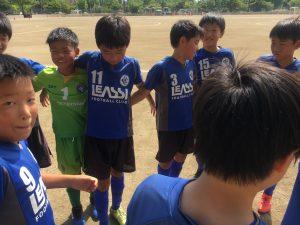 U12 1st 福岡支部1部リーグ vs 今宿、エリア伊都