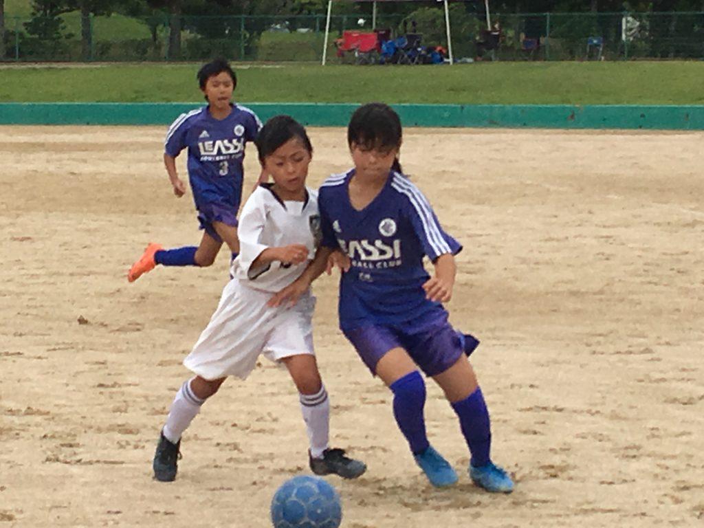 U-11 セカンド リーグ戦 in 西部!