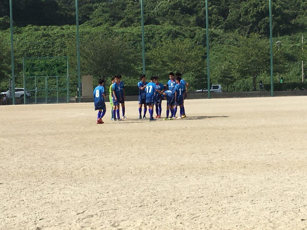 福岡支部リーグ第15節 ジュニアユース2nd vs フェルサ