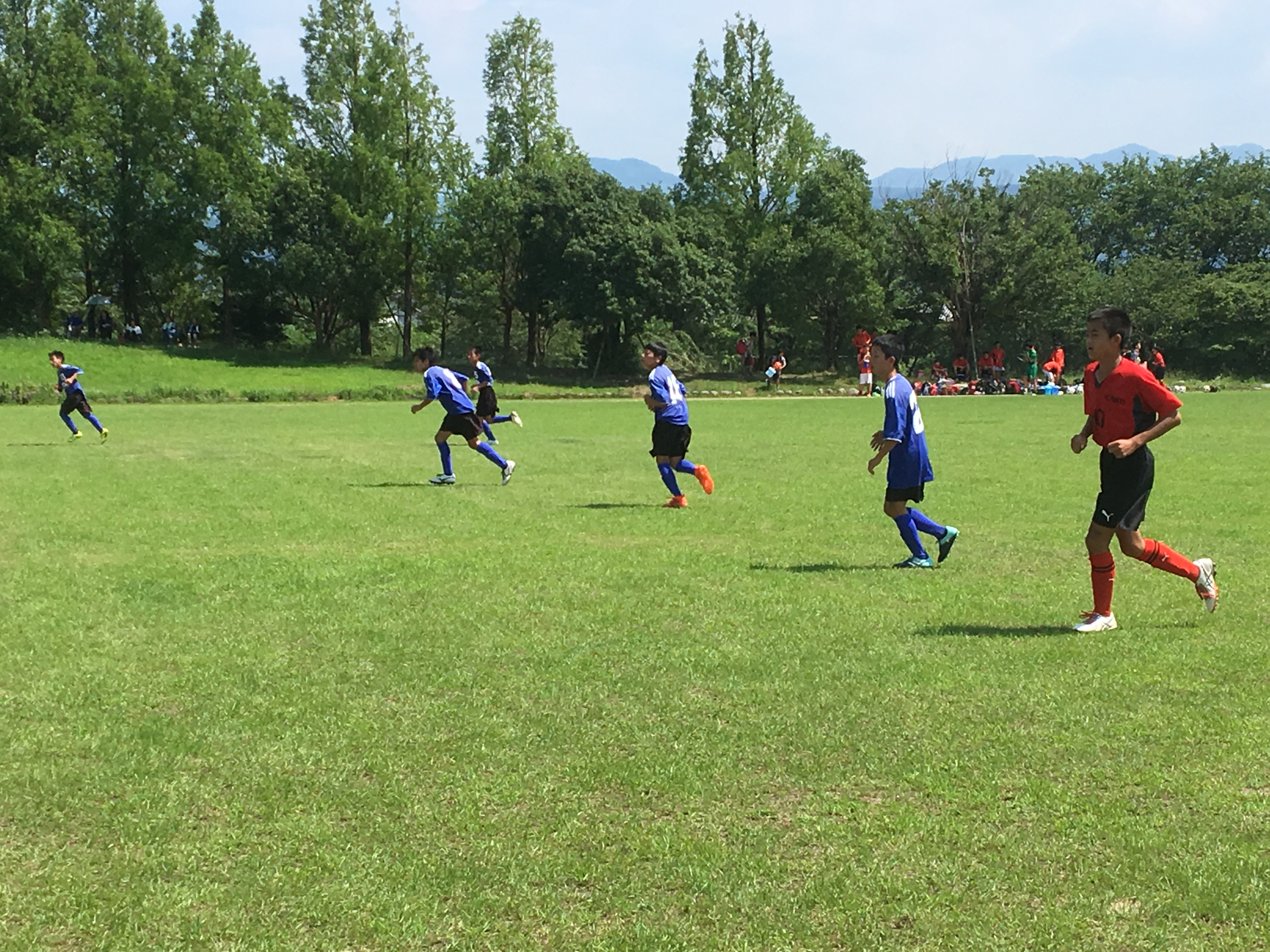 全星取表 U-13福岡県ユースサッカーリーグ 2018