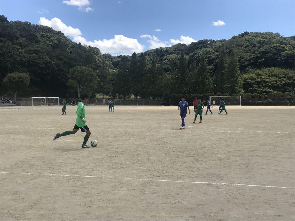 ジュニアユース県リーグ