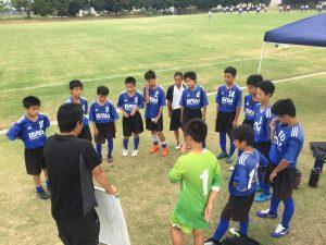 vs 宗像セントラル U-13県リーグ(中位リーグ)&TRM TINO FA