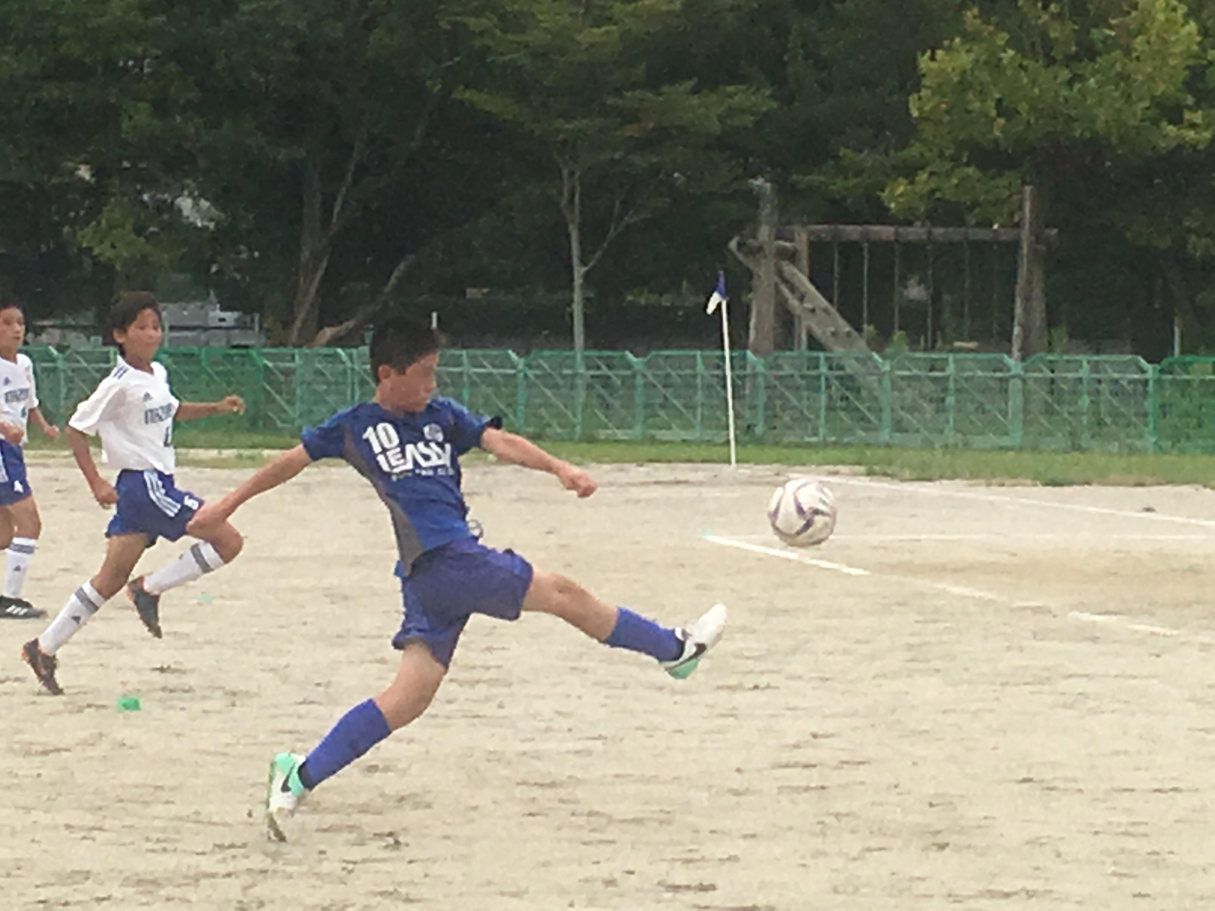 U-12 2nd 4部Aパート(vs深江、vs板付キッズ)