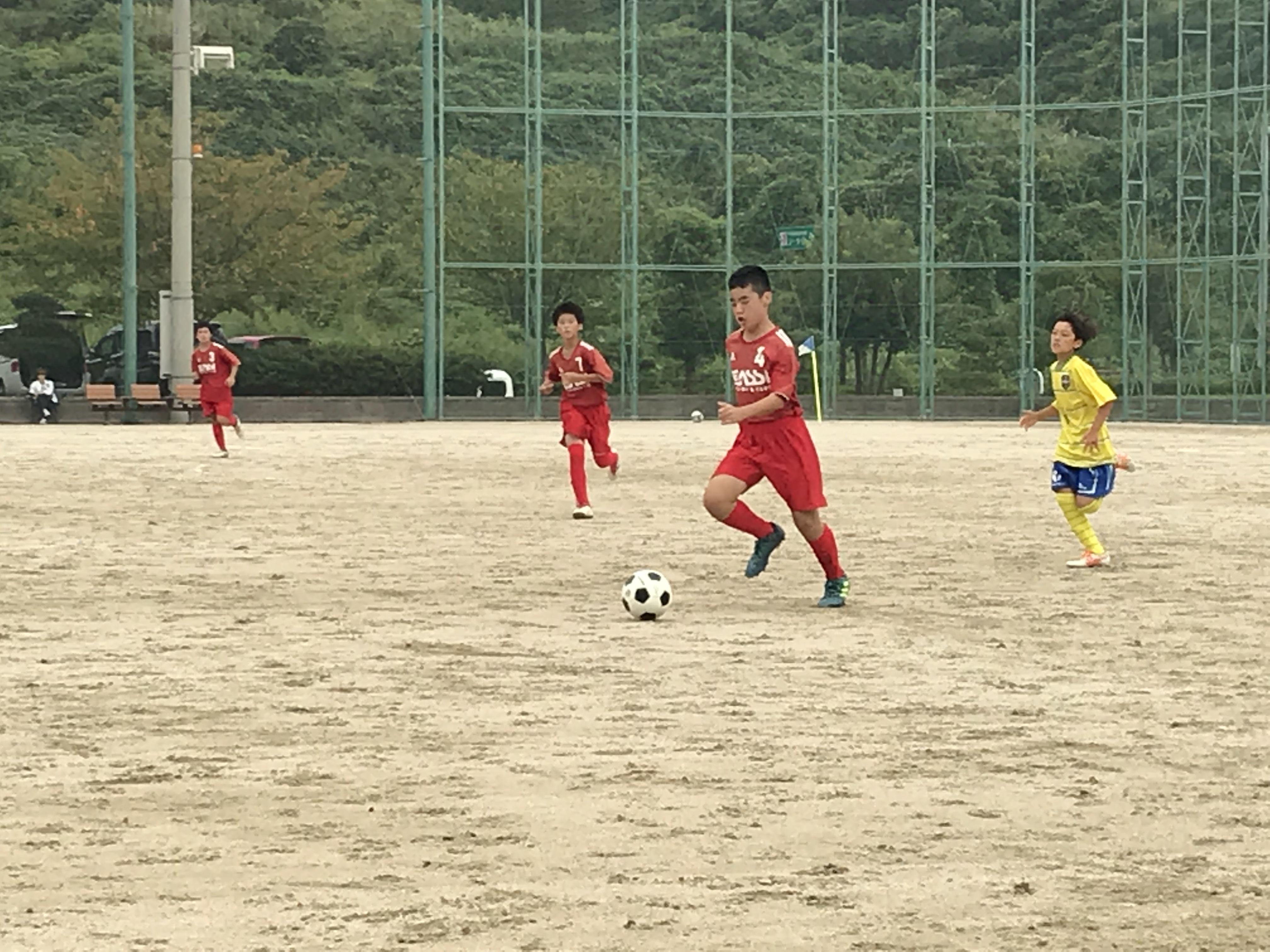 U13 Azul 後期上位県リーグ vs カメリア