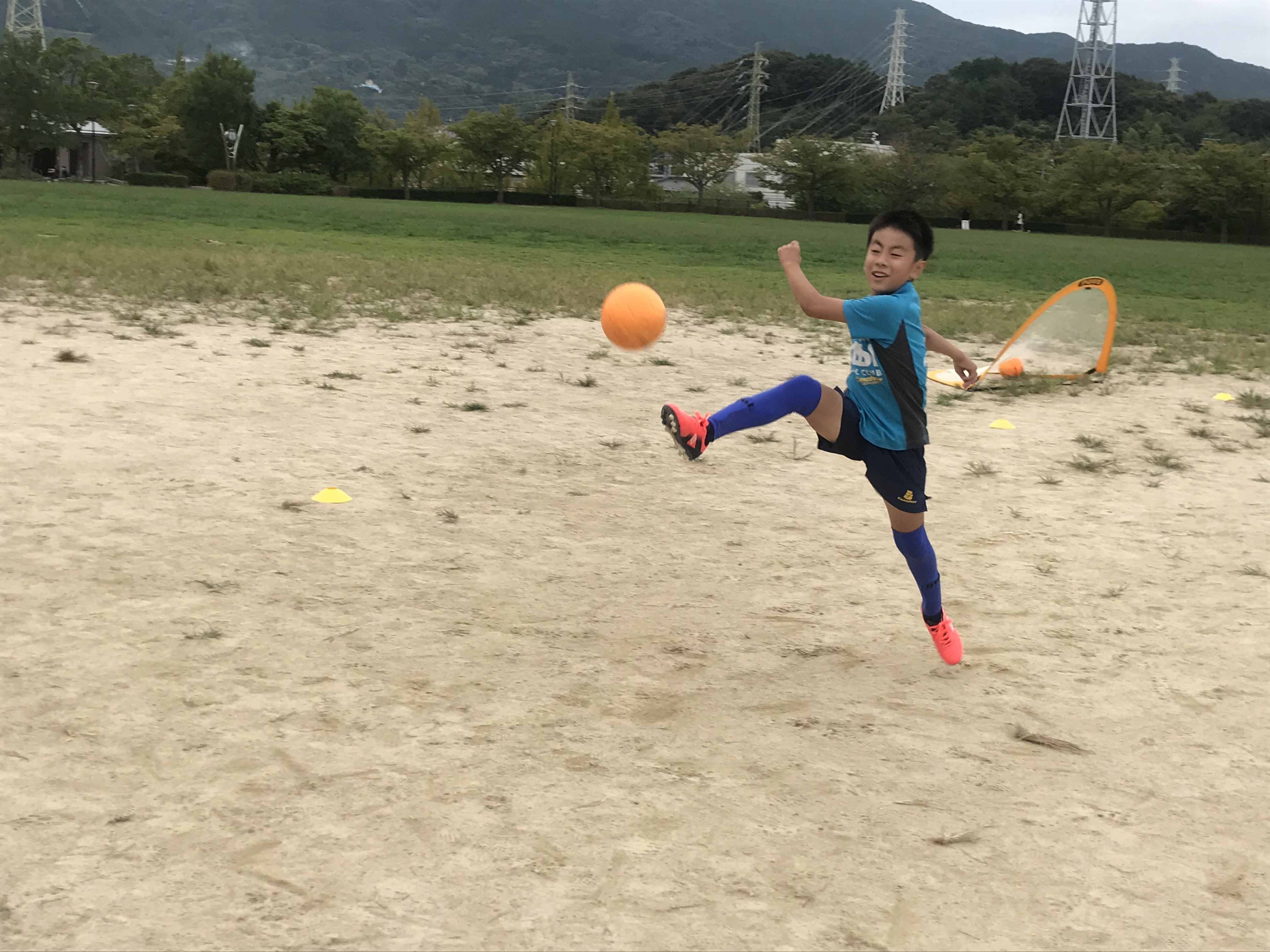 サッカーに特化したフィジカルトレーニング 「トレーニングシート」について