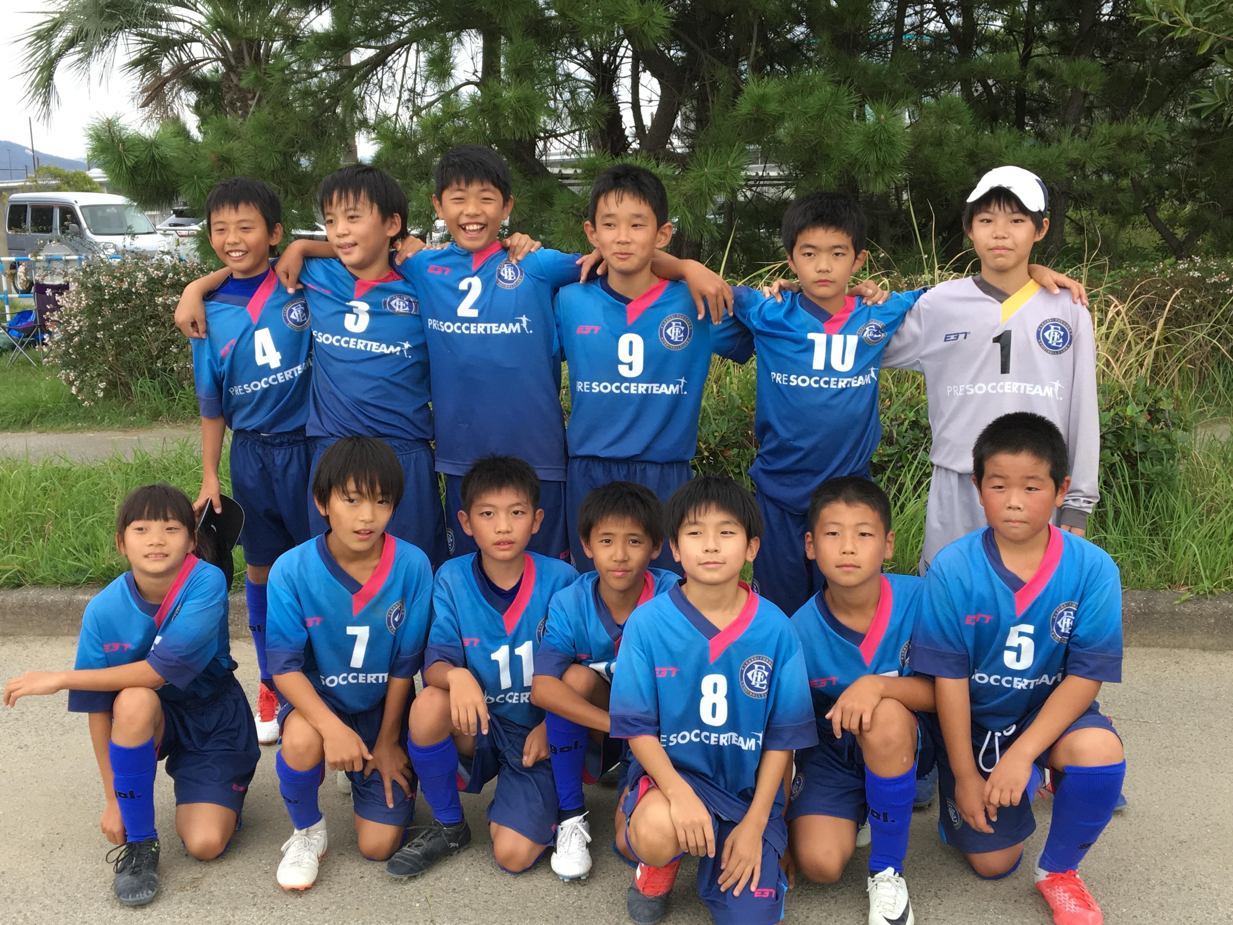 九州ジュニアU11(新人戦)決勝リーグ 全試合結果!