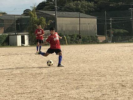 U15年代の大会が終わってから初めての対外試合-U14県クラブユース(新人戦)へ向けて