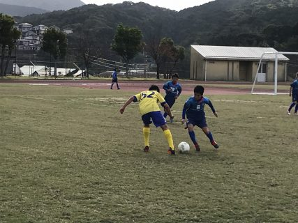U13 Azul、ジュニアユース 2nd vs レオン