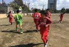 課題と手応えを持って県大会へ U13県クラブユース福岡支部
