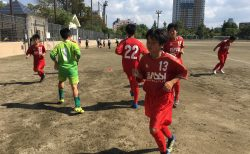 U13 クラブユース 福岡支部 予選リーグ 最終戦 vs ラソーナ