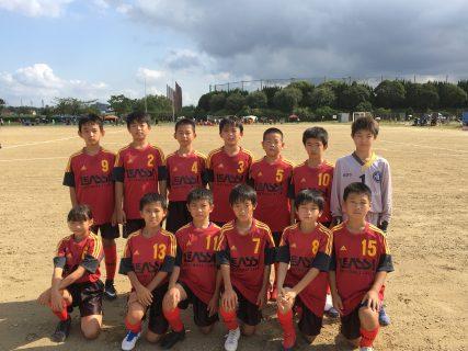 九州ジュニアU11(新人戦)決勝トーナメント結果
