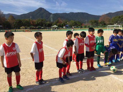 U-10 2nd 2年連続チャンピオンシップ出場決定!!(vs三宅、vs大橋B)