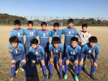 県U14クラブユース予選 第4・5節vsファルファーラ・フラッププライド