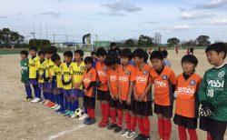 U-10レアッシ福岡2ndチーム、南区リーグ3位でチャンピオンシップ出場決定!!