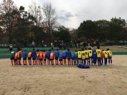 U-10南区リーグ最終結果 星取表  2018年度