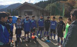 U13 大分県中津江村遠征 2日目 1位トーナメント