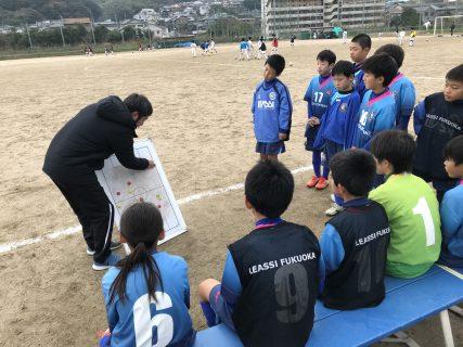 U11 1st北九州近県サッカー大会2日目!