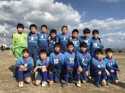U11 1st 北九州近県サッカー大会3日目!