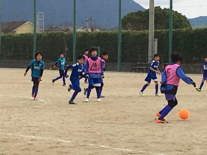 U12 3rdTRM vsレアッシ福岡U11 2nd