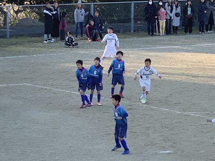 U11 1st福岡支部1部リーグ最終日 約80チーム中3位!