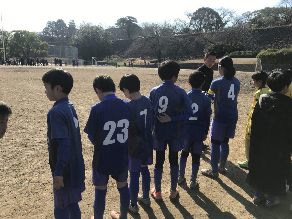 U11 2nd リーグ戦 第5節・6節 in 舞鶴グラウンド 1月26日(日)