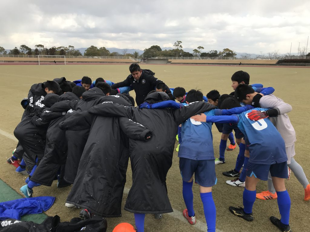 U13 福岡県大会 R16 vs 筑後FC