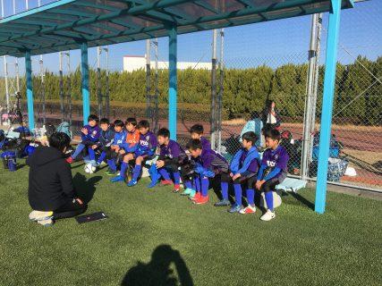 動画分析・小学4年生の戦術 〜2人組での守備〜