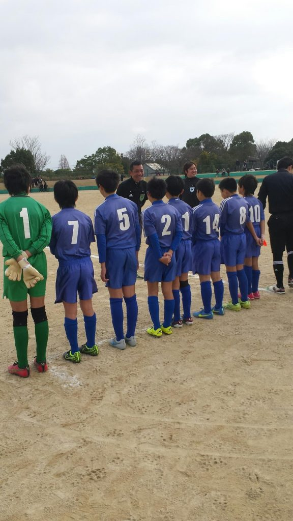 U-12 2nd 九州少年決勝トーナメント