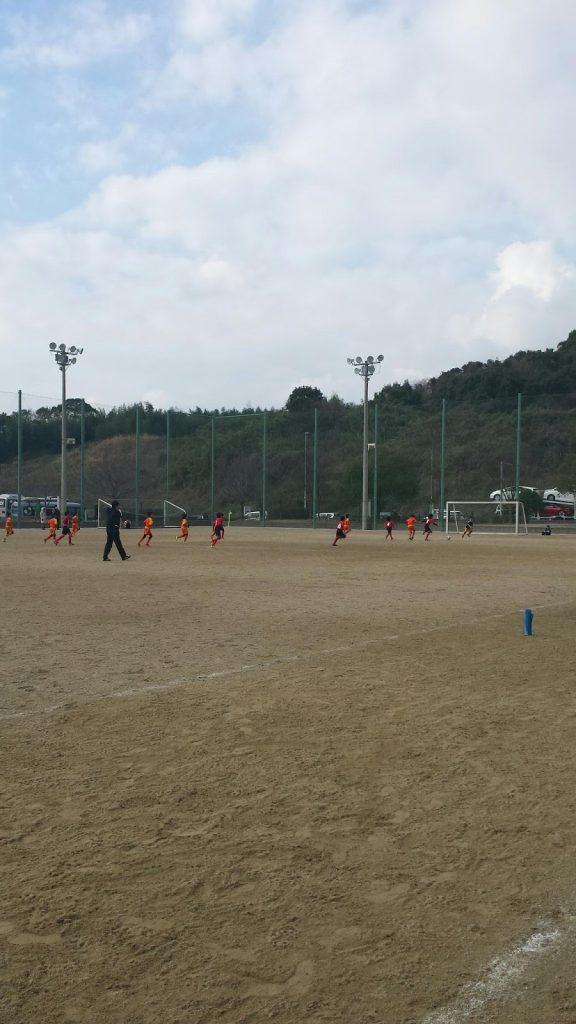 U-10 トレーニングマッチ