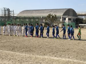U15県リーグ第2節 vs NEO 待望の初勝利!