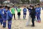 U14 Azul 福岡支部リーグ 第1節 vs ヴィテス4th