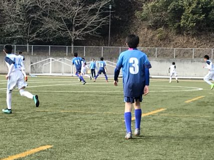 新しいサッカーで歴史を共に作ろう!ジュニアユース選手最終募集!!