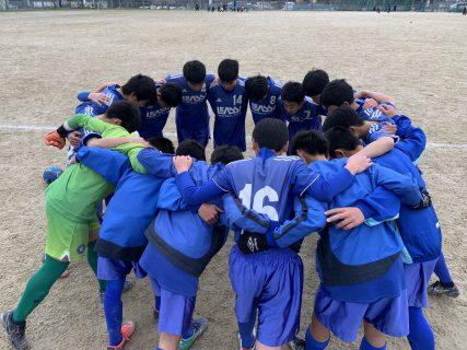 ジュニアユース2ndチームRojo 福岡支部リーグ 開幕!!