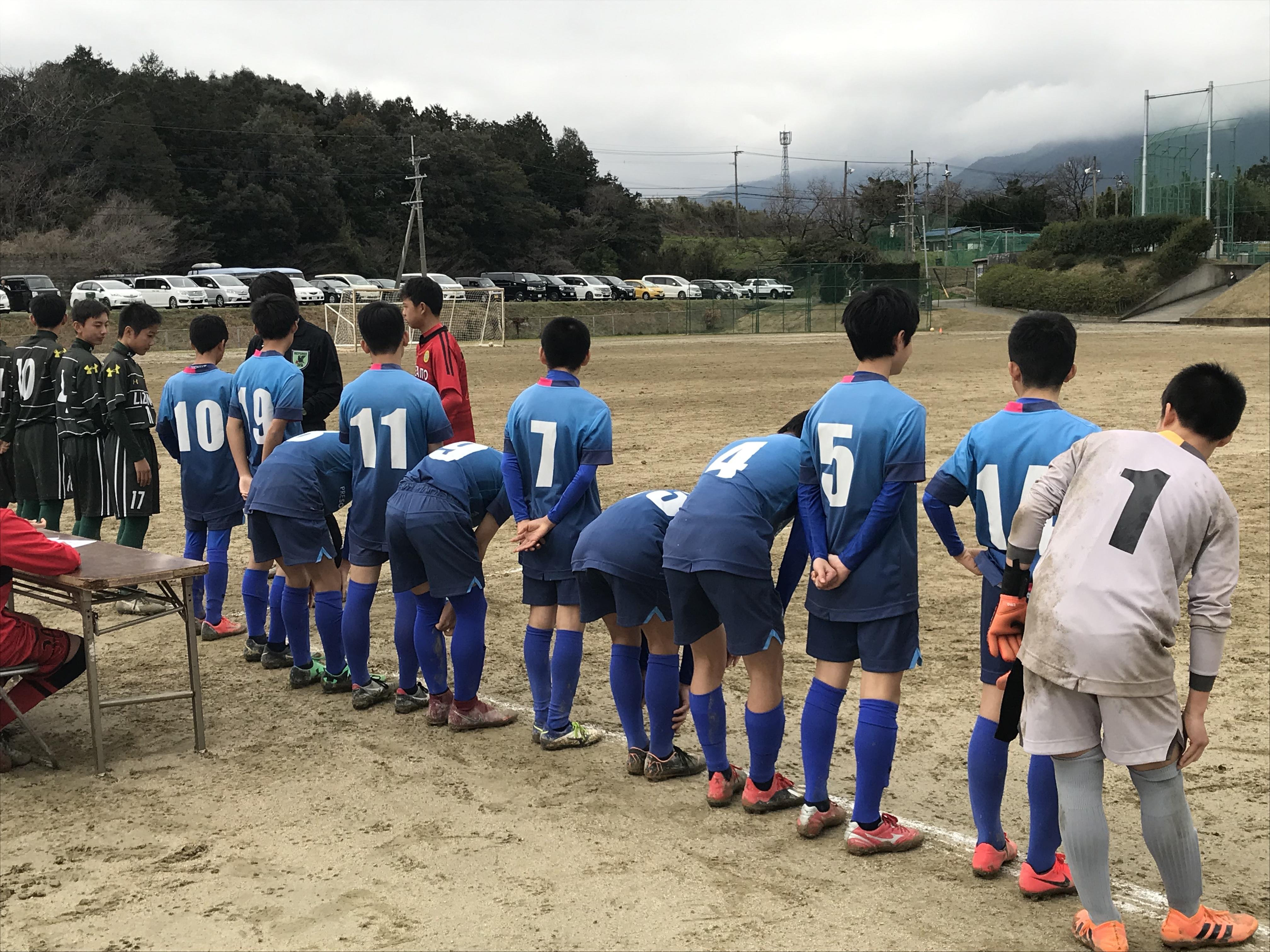 先週の試合結果【3月2日(土)~3月3日(日)】