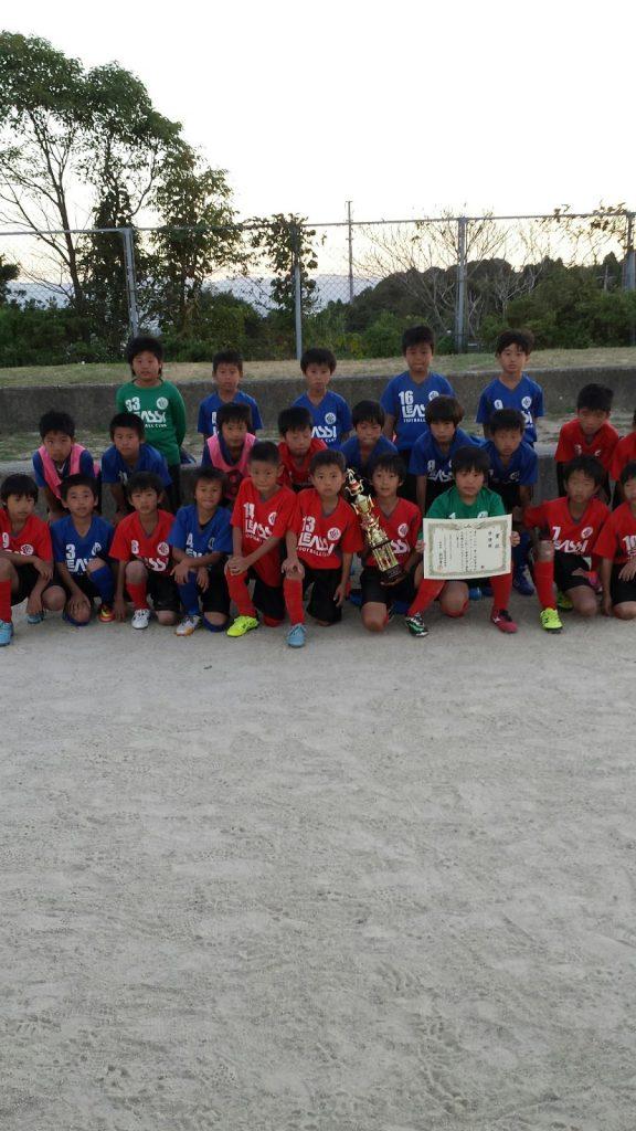 10/24~10/25 U-10 佐賀牛カップ