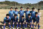 ジュニアユース2nd rojo 福岡支部リーグ 前期最終戦