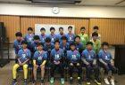 ジュニアユース新入団選手の入団式を実施!