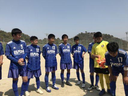 U15 TRM  vsワンソウル・唐津東中学校