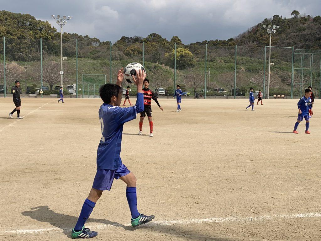 ジュニアユース2nd Azulチーム 福岡支部リーグ最終戦!