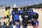 ジュニアユース2nd Azul TRM vs 浅川中学校