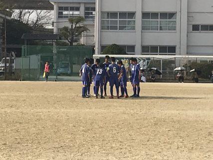 U15県リーグ2部 第8戦!