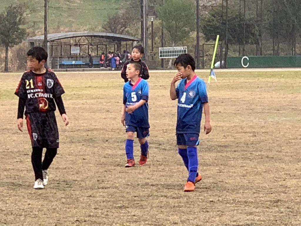 U10 2nd 阿蘇ファイヤーカップ2日目