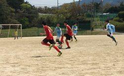 ジュニアユース2nd トレーニングマッチ vs Club東福岡