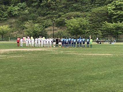 U15県リーグ第9戦vs川崎
