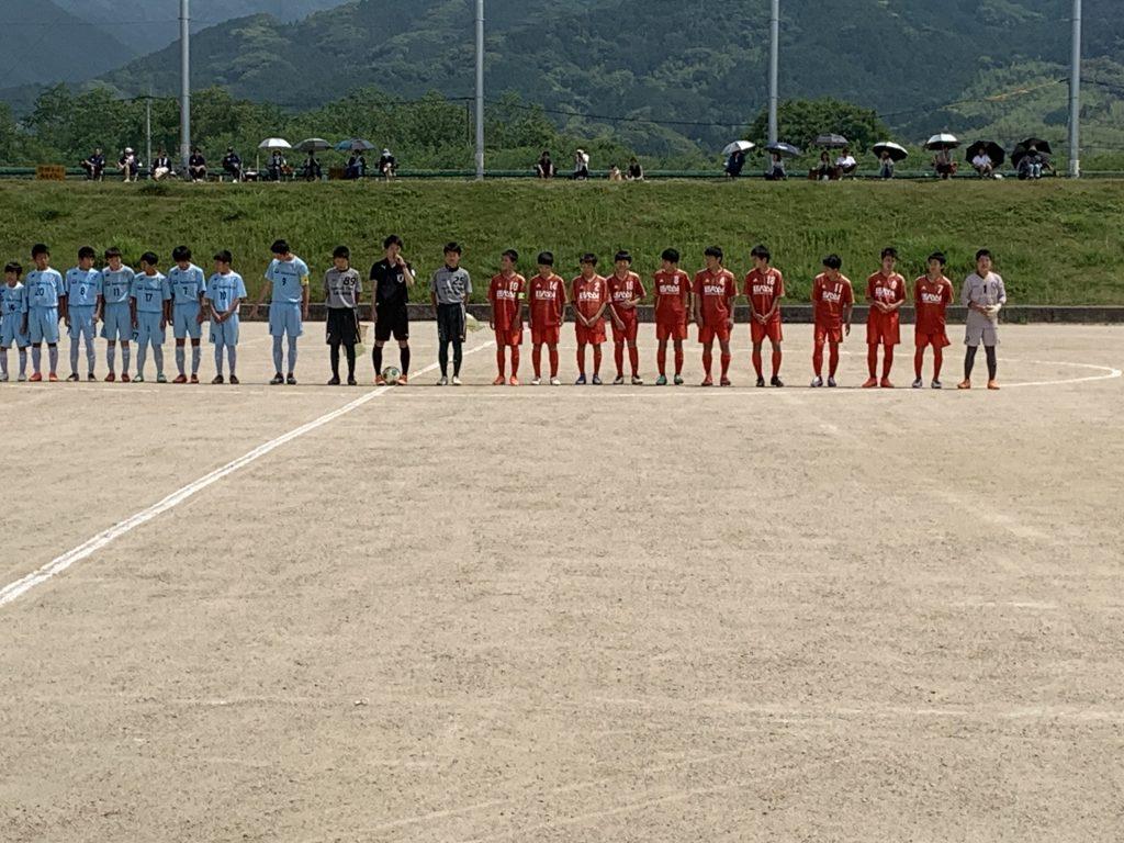ジュニアユース2nd rojo 支部リーグ vs フクオカーナ