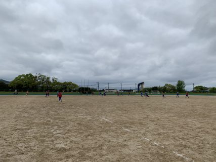 U-13 紅白戦 vs ジュニアユースセカンドチーム